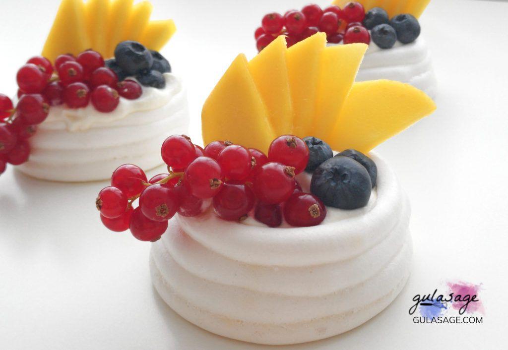 Resepi Mini Pavlova Google Search Mini Pavlova Pavlova Recipe Pavlova