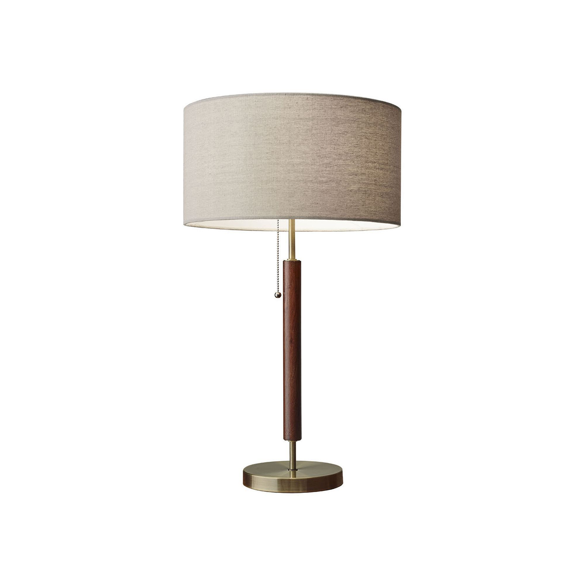 Adesso Hamilton Table Lamp Multicolor Table Lamp Lamp Light Table