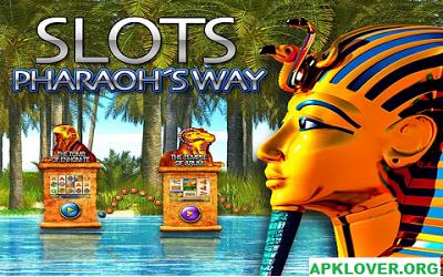 Slots Pharaohs Way Hack Apk