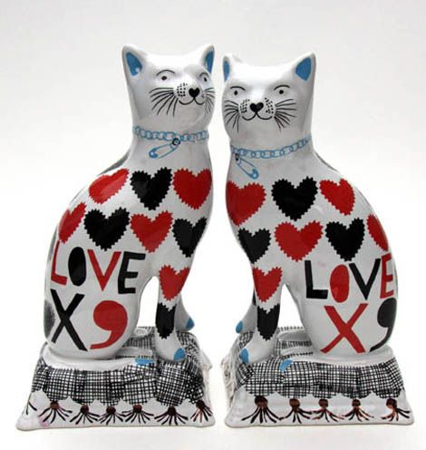 oh for the cat lover.....Rob Ryan