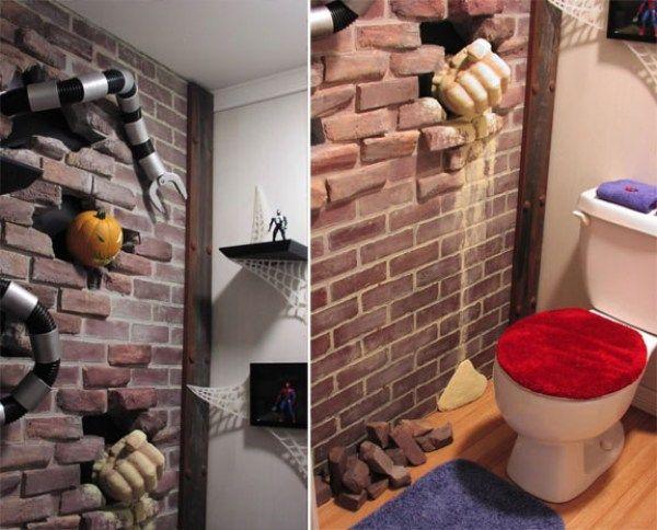 Unusual Bathrooms pinnancie quinton on boys bathroom | pinterest | man bathroom
