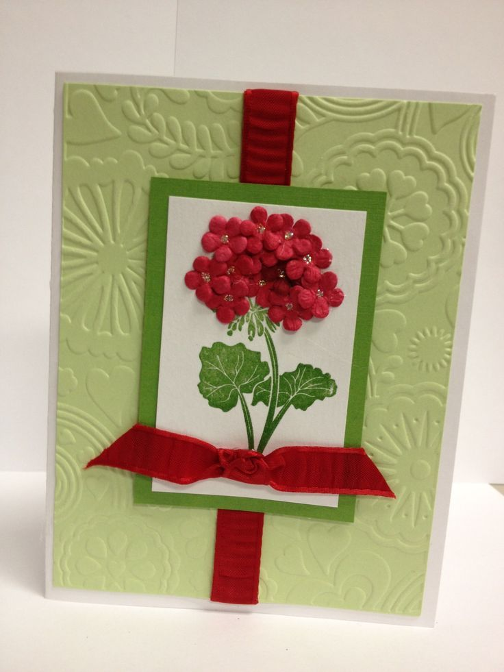 home made cards pinterest  handmade card with paper