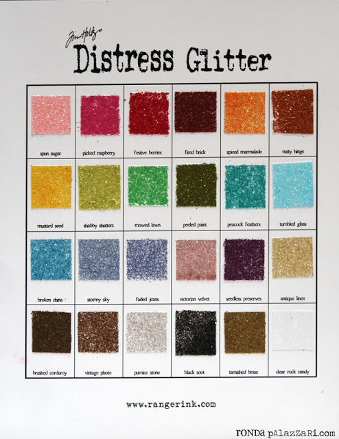 Stickles Dry Fine Glitter Color