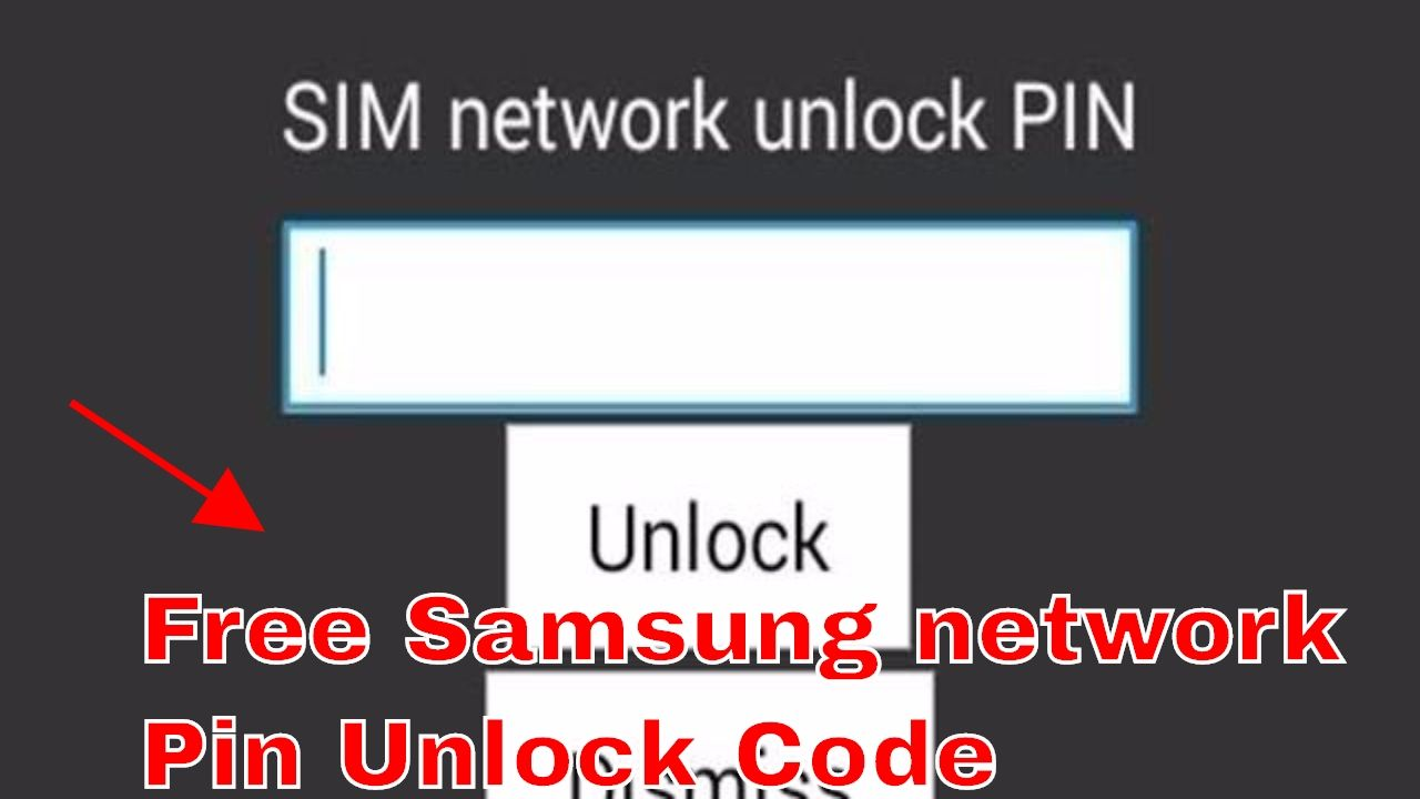 Sim Network Unlock Pin Free Code Unlock Codes For Samsung J1 J2
