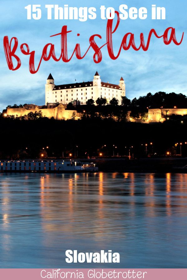 15 Essential Things to See in Bratislava, Slovakia