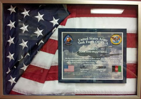 Our Customers Pieces Flag Display Case Flag Display Shadow Box