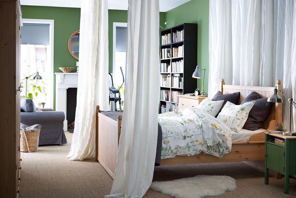 45 Ikea Bedrooms That Turn This Into Your Favorite Room Of The House ...