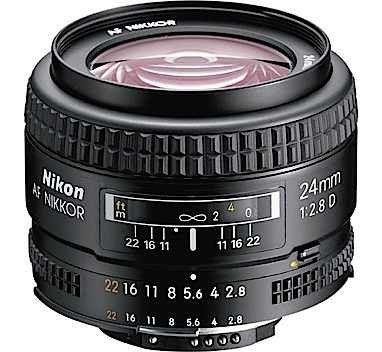 Nikon Lenses Nikon Af Nikkor 24mm F 2 8d Lens Cameras Direct Australia Dslr Lens Nikon Dslr Camera Nikon Lenses