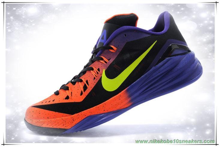 info for b93b9 54ada Dark Grey Hyper Punch-Volt Nike Hyperdunk 2014 Low 706503-076