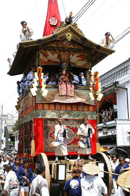 Gionmaturi Festival--KYOTO JAPAN