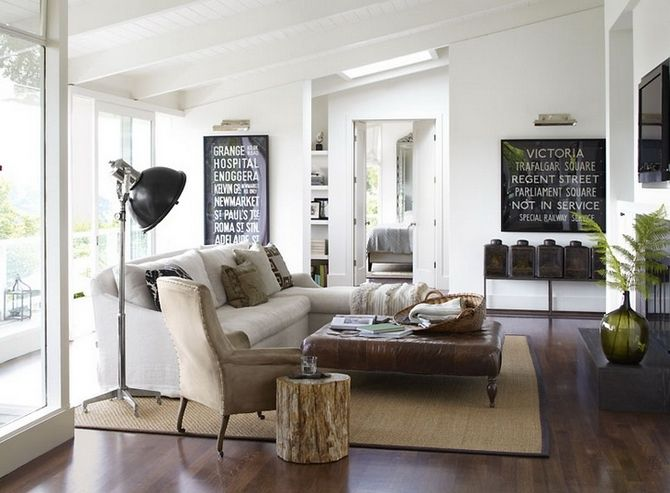 10 Ways To Get A Vintage Industrial Living Room Design Farm House Living Room Modern Country Living Room Rustic Living Room