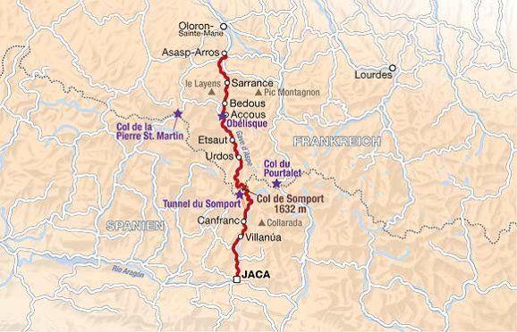 Routenguide Die Besten Passe Der Pyrenaen Reisen Frankreich