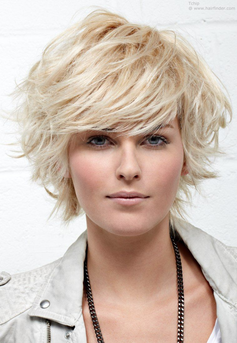 Short Haircut With A Lot Of Volume I Wanted To Get This Done To My