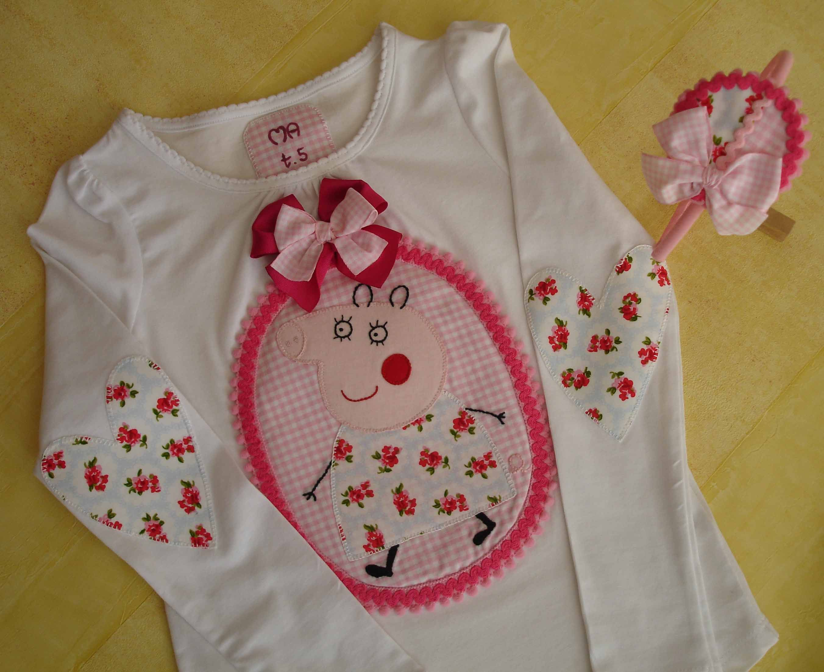 camiseta peppa pig applique ideas pinterest applique ideas
