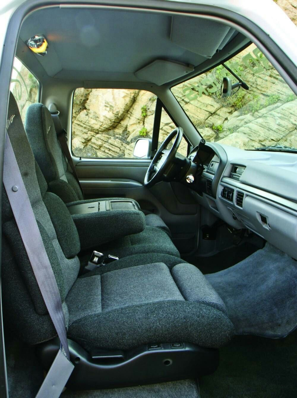 Omg I Absolutely Enjoy This Colour For This 1992 F150 1992f150 Truck Interior Ford Interior 1994 Ford F150