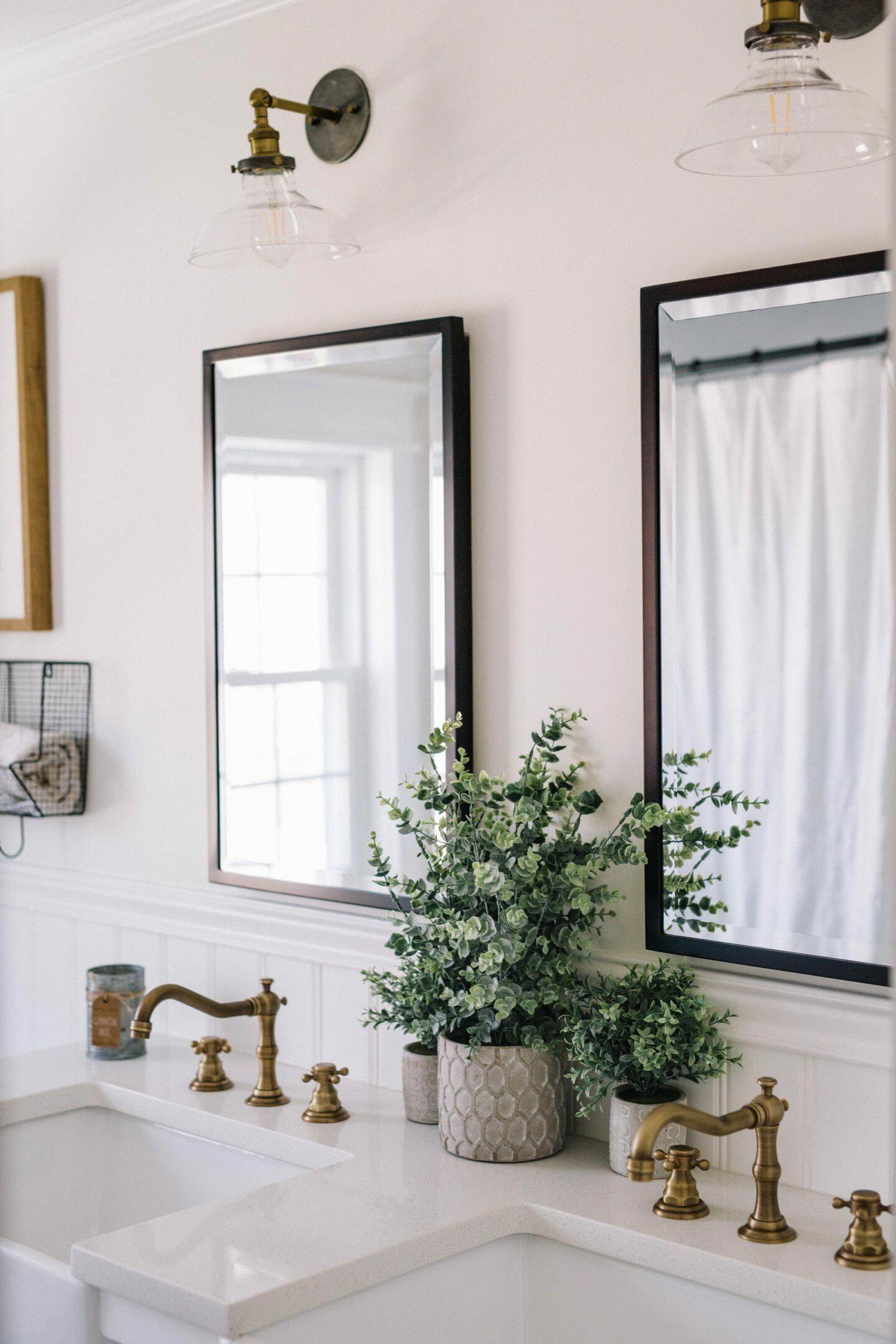 Pretty Bathroom Accessories Bird Decor Gold Bath Set 20190205