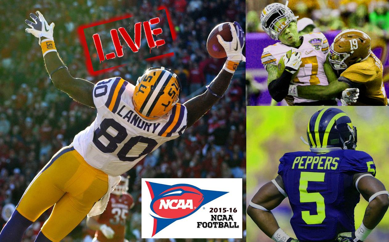 Watch NCAA college football live stream online today http