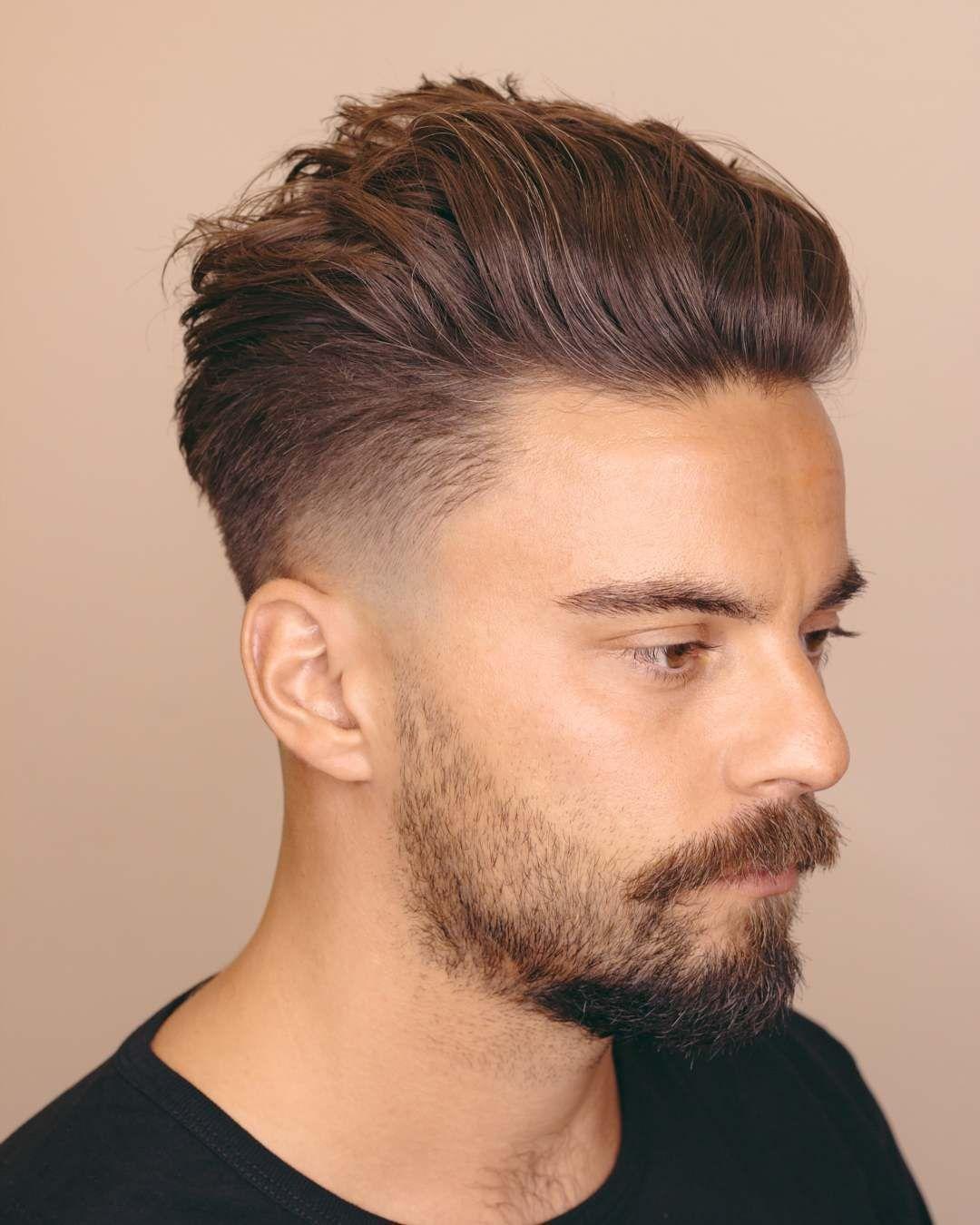 Mens Medium Short Hairstyles