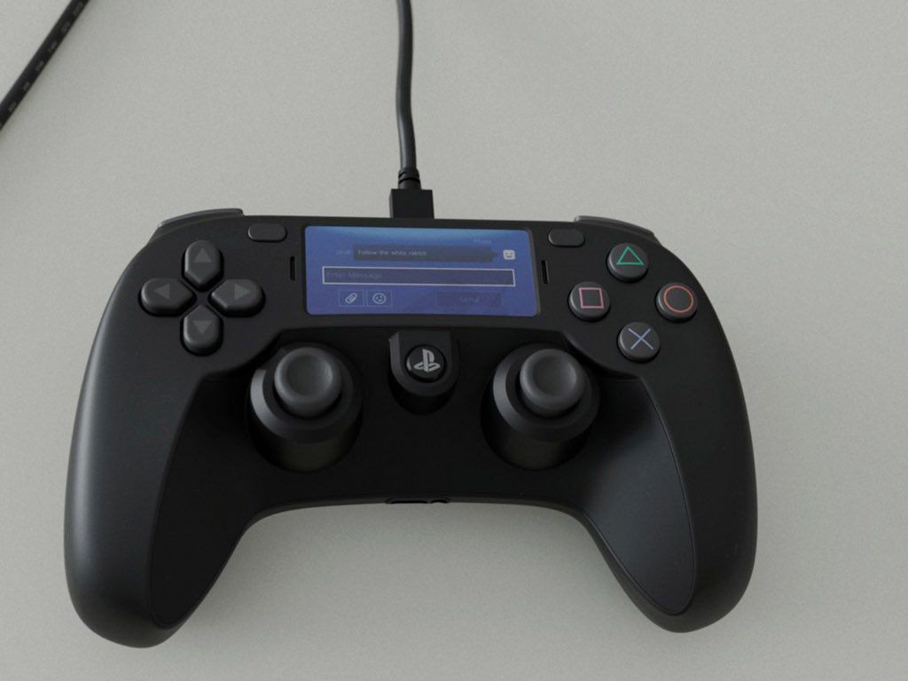 Ps5 Details On The Design Battery Weight And Dimensions Of The New Dualshock Dualshock Playstation Controller Control