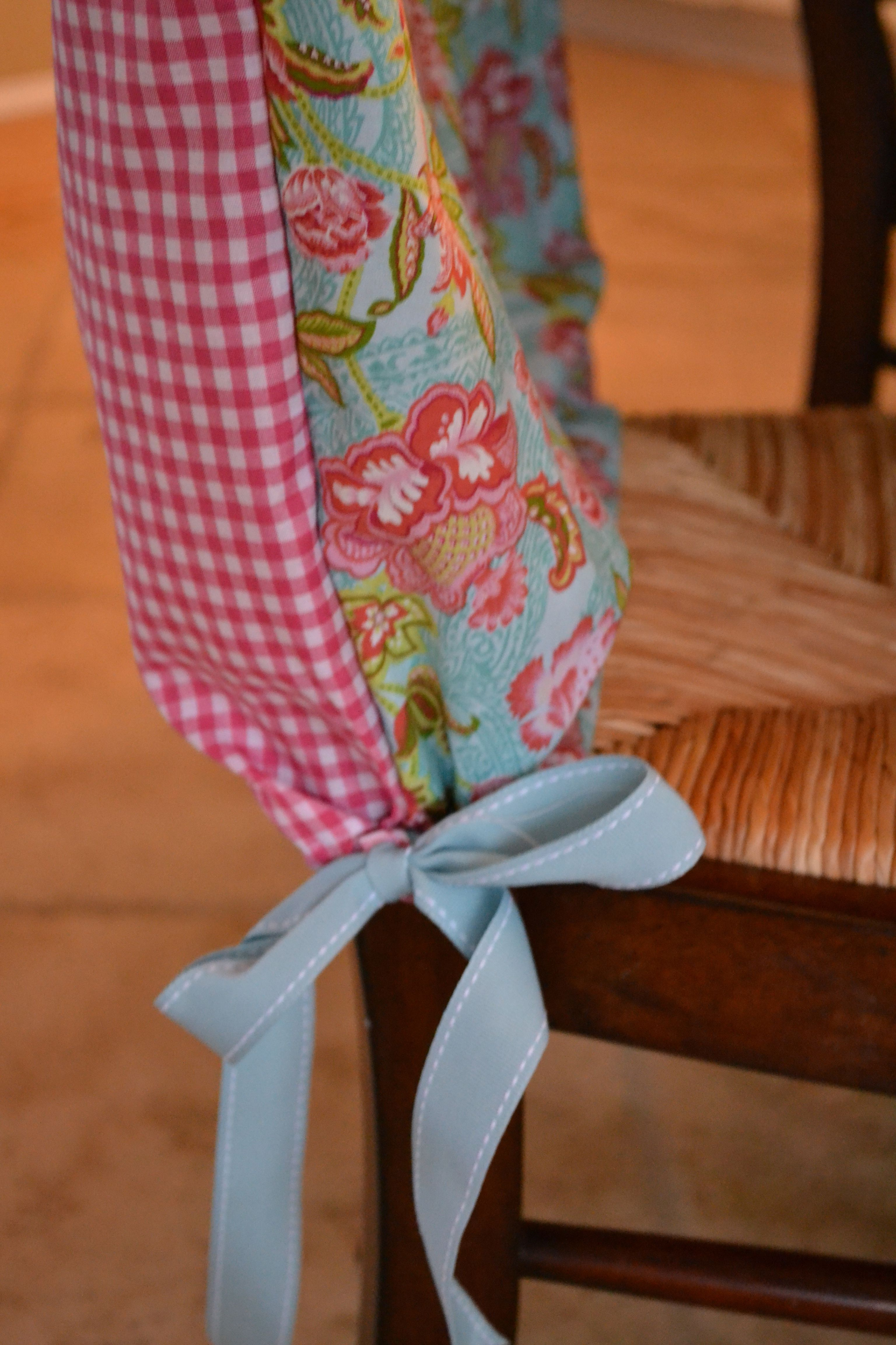 DIY Simple Chair Slipcover Tutorial Slipcovers for