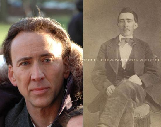 Celebrities And Their Historical Doppelgangers 24 Photos Celebrity Twins Famous Historical Figures Celebrity Look Alike