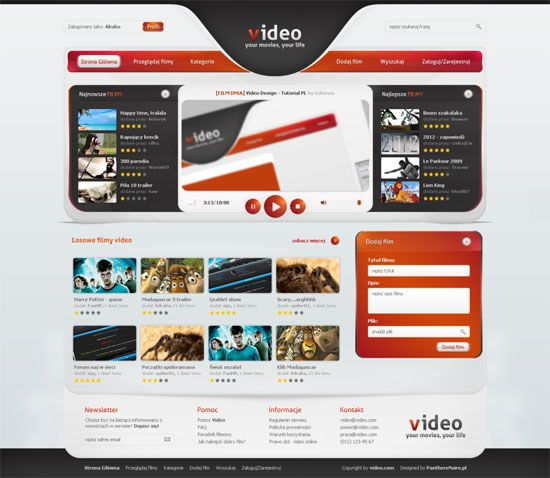 Creative Web Design Layouts To Inspire You 31 Examples Web Layout Design Web Design Layout Design