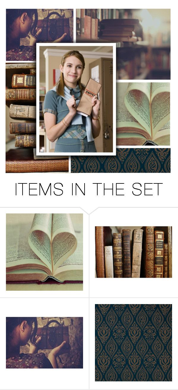 """Nancy Drew"" by charlizard ❤ liked on Polyvore featuring art"