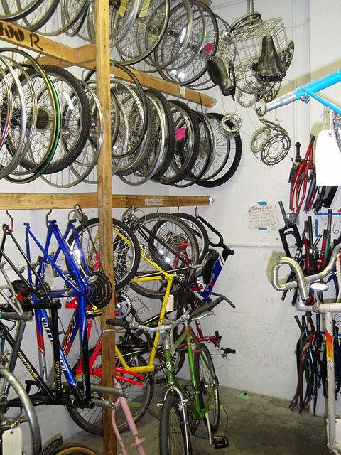 The Bike Kitchen I With Images Bike Kitchen Home Appliances