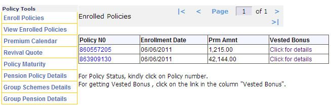 Check Lic Policy Status Online With Sms Phone Status