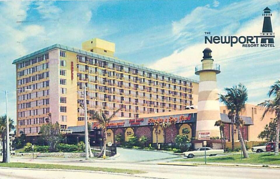 The Newport Hotel Nmb Fl With Images