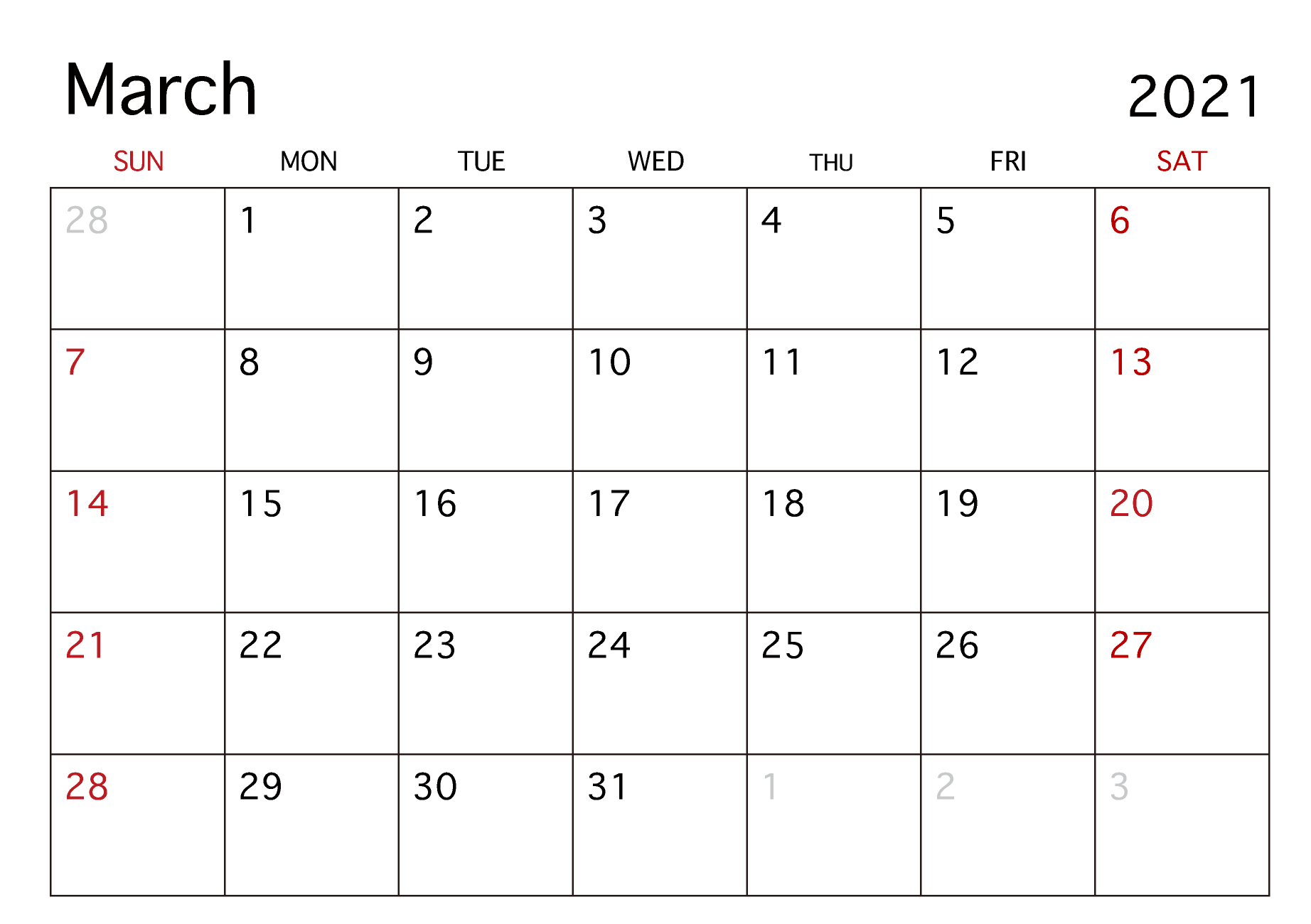 Pin On Monthly Calendars
