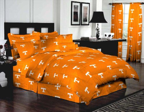 University Of Tennessee Theme Bedding Sports Bedding