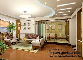 plasterboard ceiling, false ceiling designs for living interior ceiling led hidden lighting