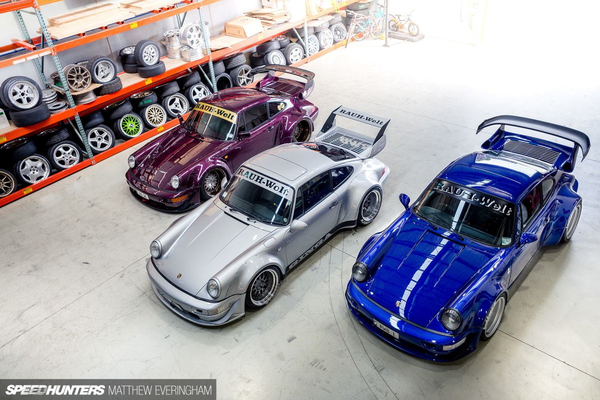Meet The Family Rwb Au Nz Rwb Super Cars Luxury Cars