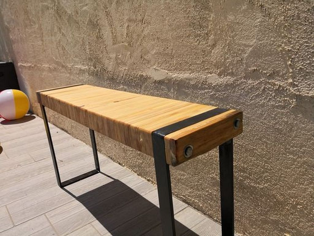 20+ DIY Wooden Bench Ideas That Can Be Used At Home