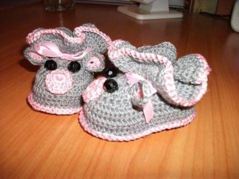 Babyschuhe Stricken Babyschuhe Stricken Für Anfänger Deutsch