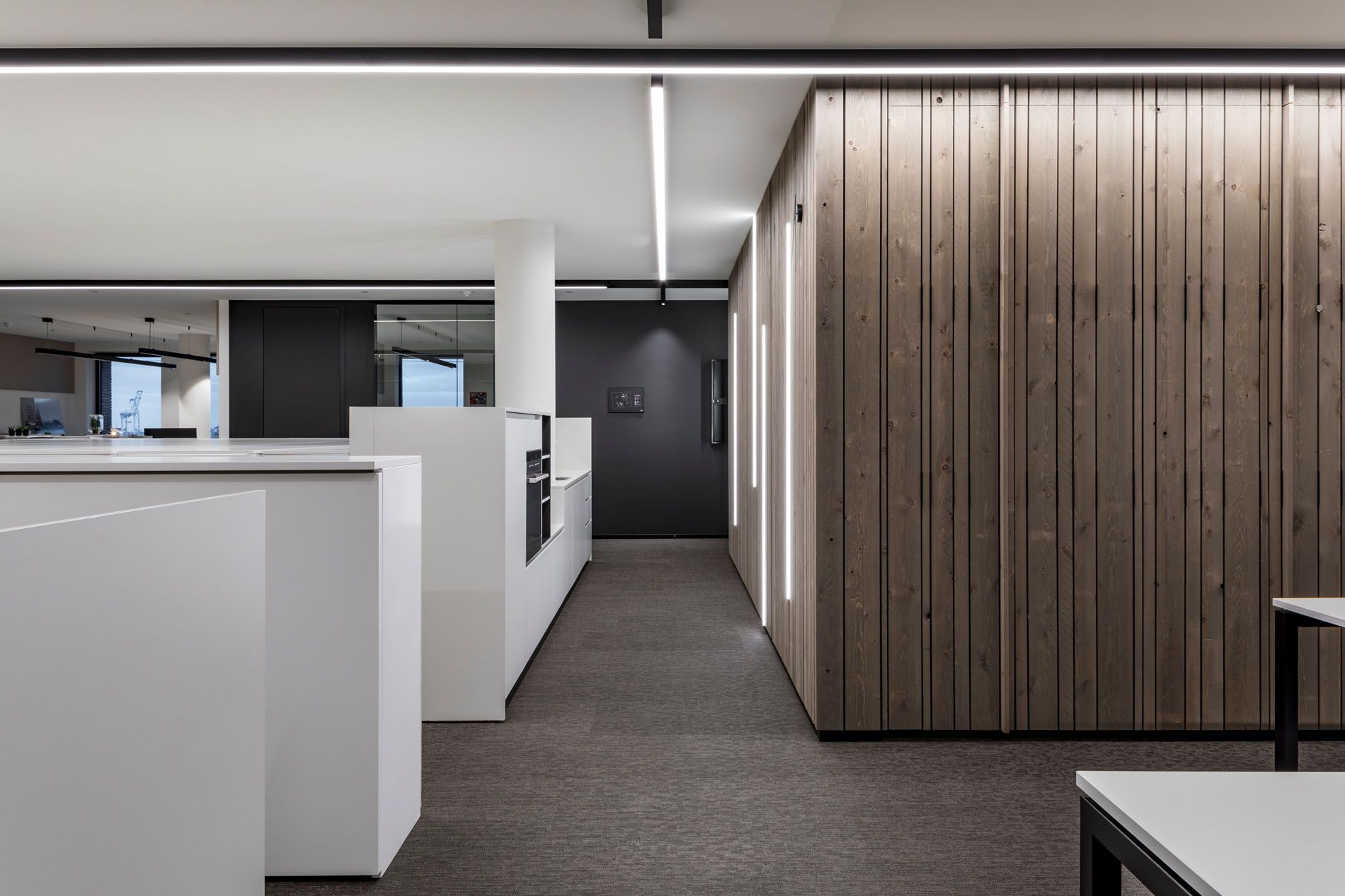 modern office light design with sld50