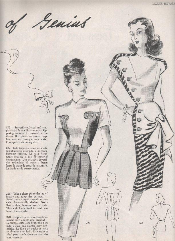 1947 Modes Royale