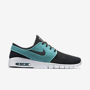 Nike SB Stefan Janoski Max Suede Unisex Skateboarding Shoe