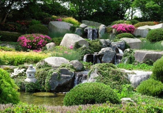 steingarten - Google-Suche garden ideas Pinterest Suche - steingarten anlegen mit vlies