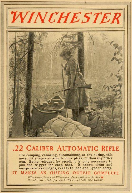Winchester 1910 Vintage Ads Vintage Advertisements Old Ads