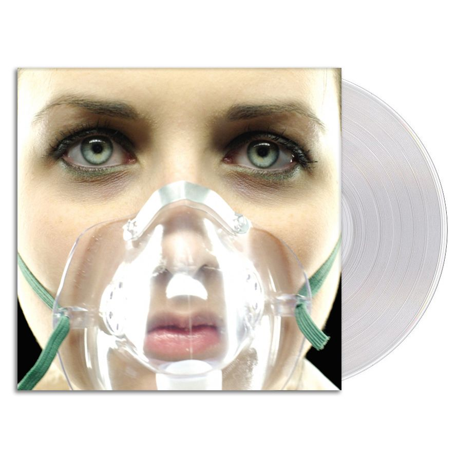 Underoath · Theyre Only Chasing Safety · LP · Clear 180