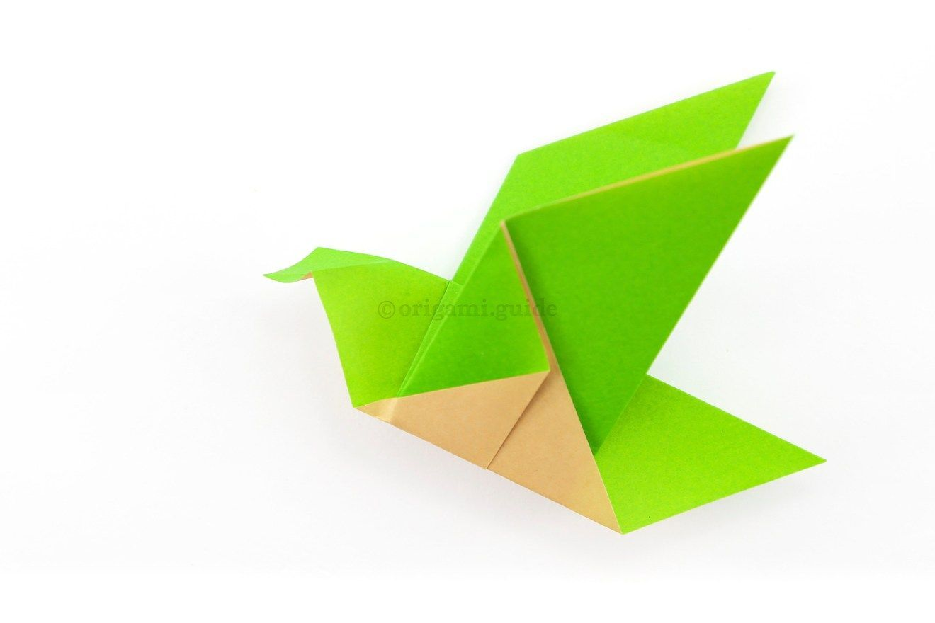 Photo of How To Make An Easy Origami Bird – Folding Instructions – Origami Guide