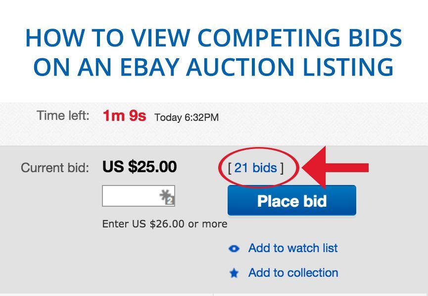 My Ebay Bidding Strategy Tips For Winning Auctions Ebay Auction Ebay My Ebay