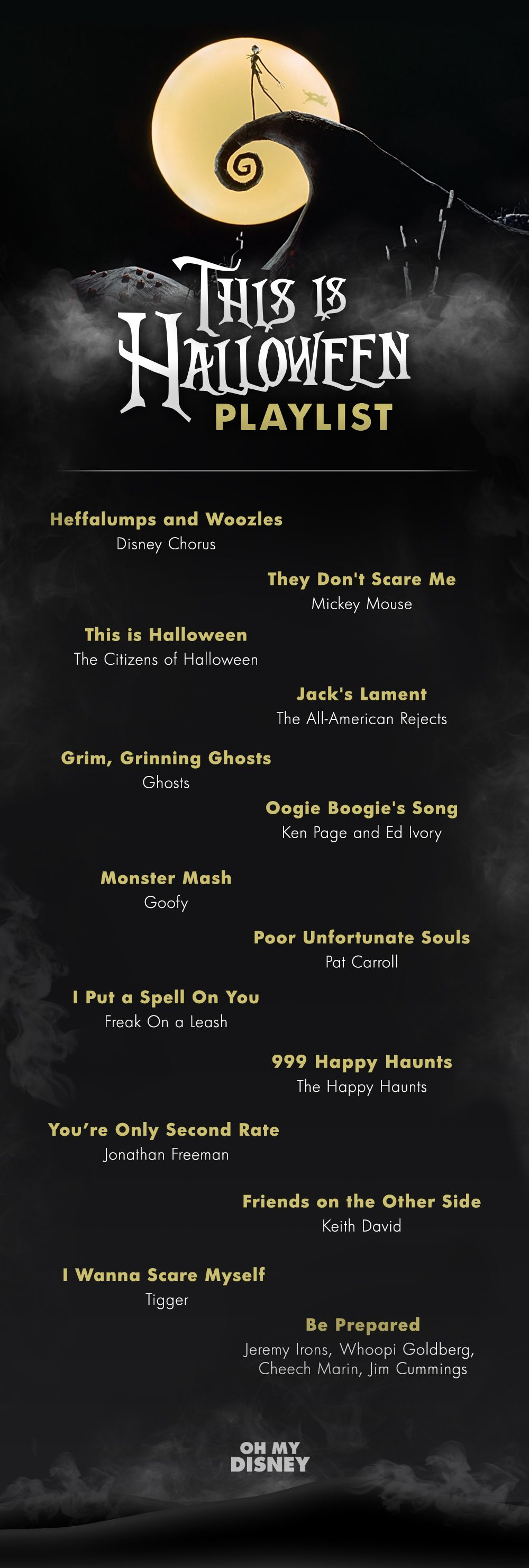 This is Halloween: A Super Spooky Playlist Perfect for All ...