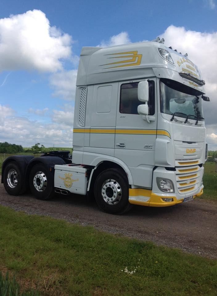 DAF Trucks UK - Send in your DAF Snaps pins.