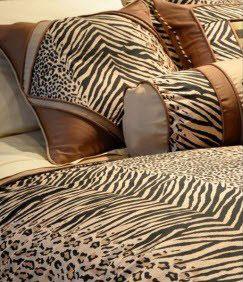 Urban Safari Animal Print Comforter Animal Print Bedding