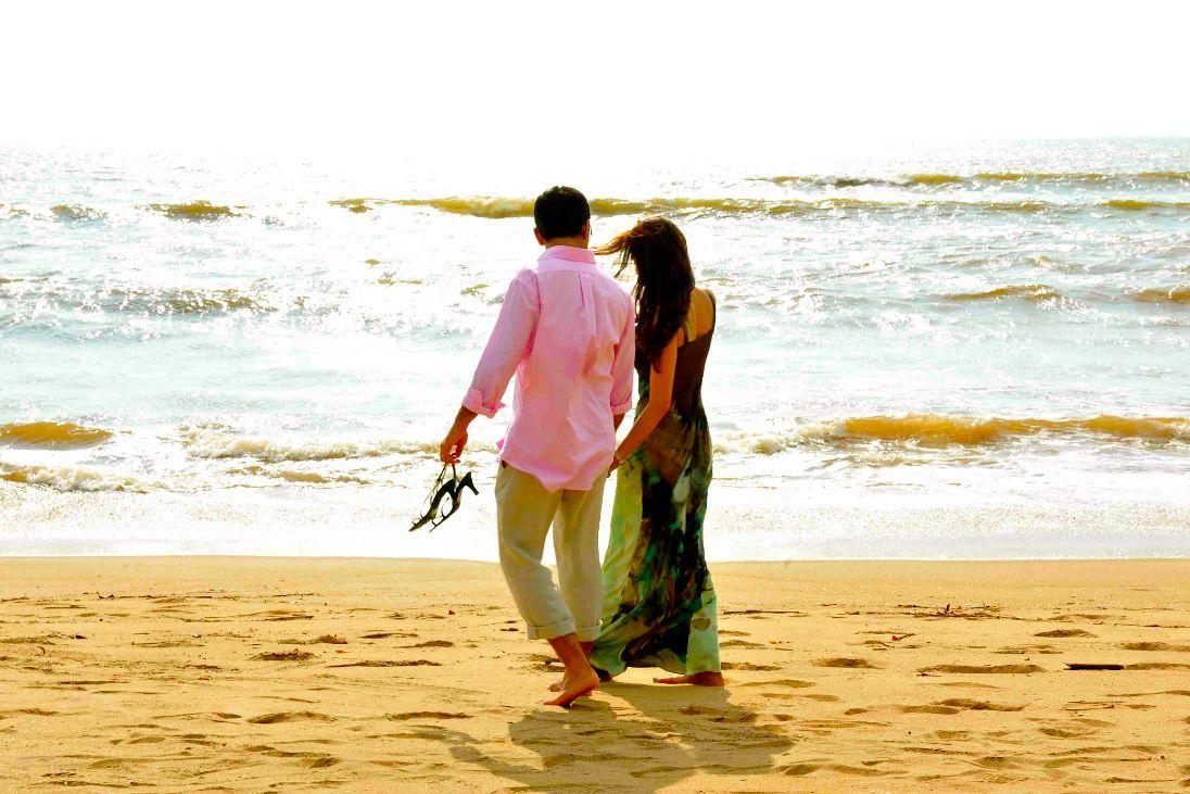 Goa Honeymoon Couple