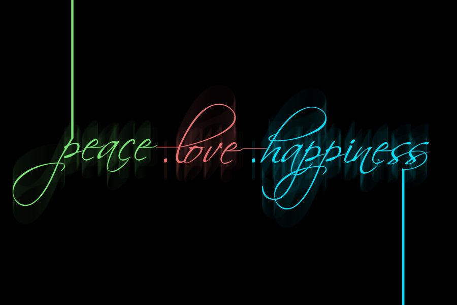 Peace Love Happiness By Melamicosa On Deviantart Peace And Love Peace Love Happiness Peace
