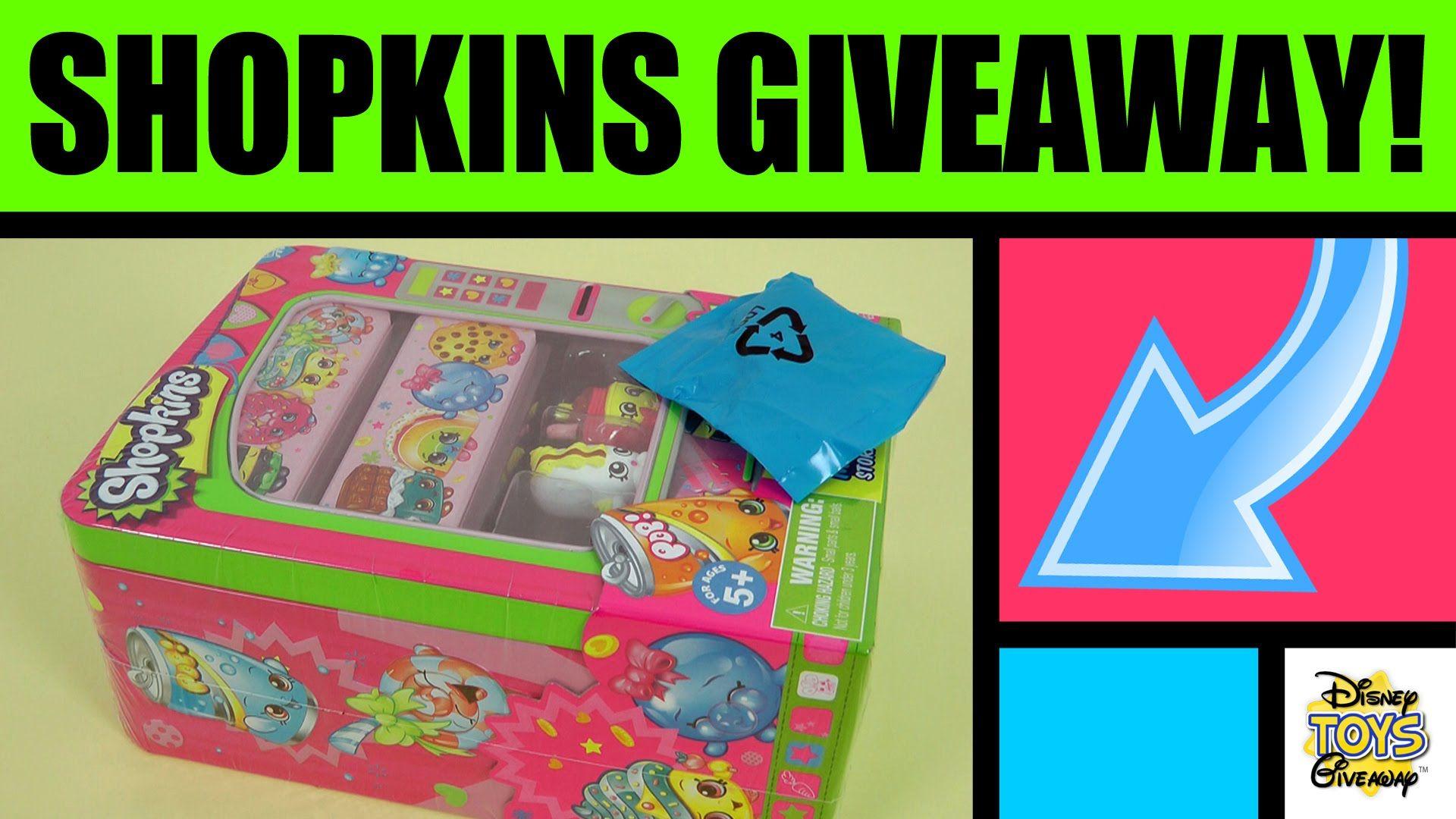 Free Stuff Shopkins Giveaway Contest 28 Open Shopkins